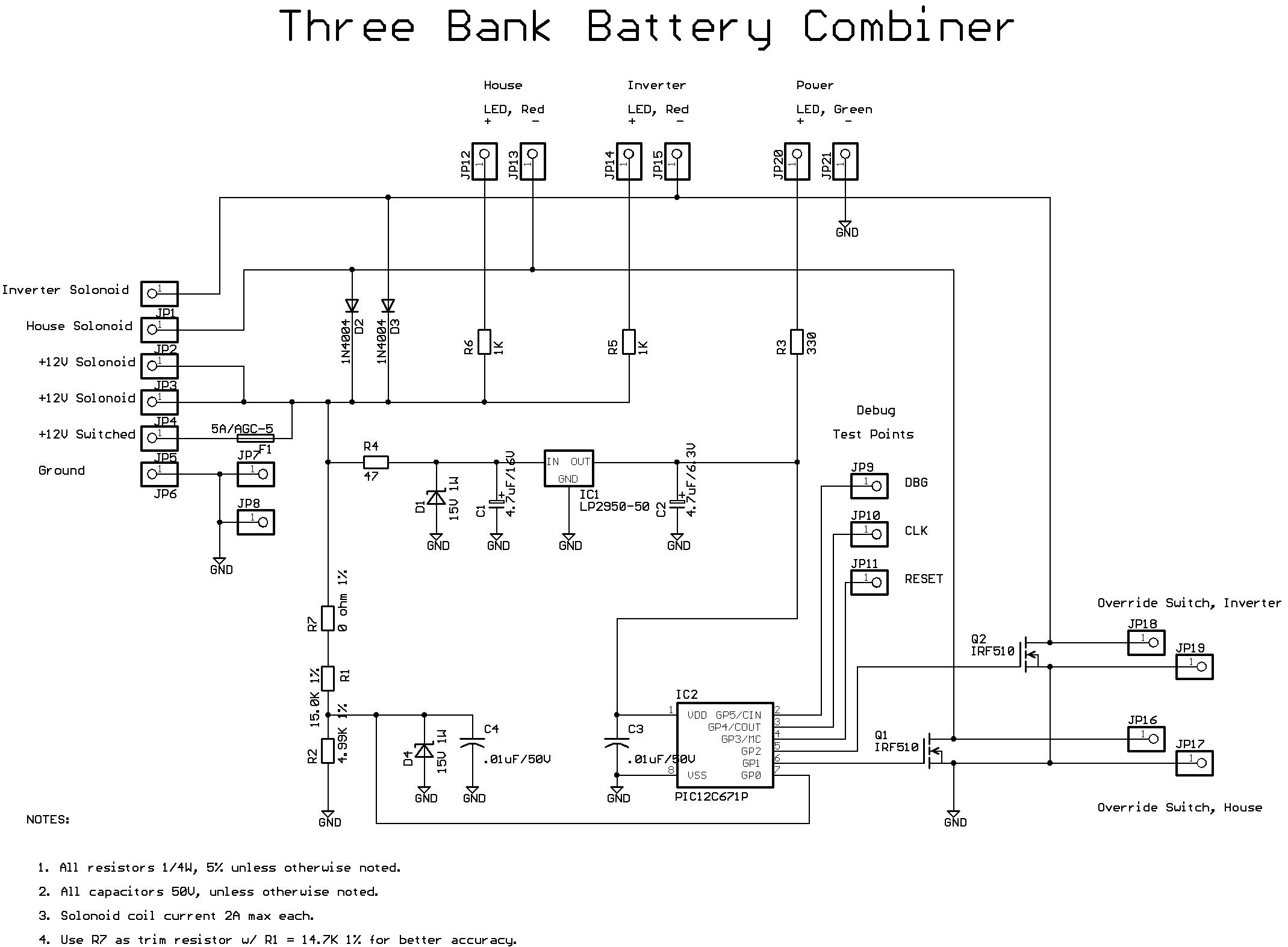 battery combiner 12 volt marine wiring diagram schematic marine wiring schematic